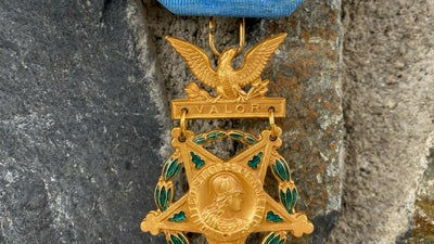 George Custer's younger brother earned two Medals of Honor in the same week