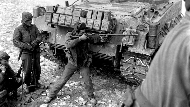 The Browning Automatic Rifle cut down enemies from WWI to Vietnam