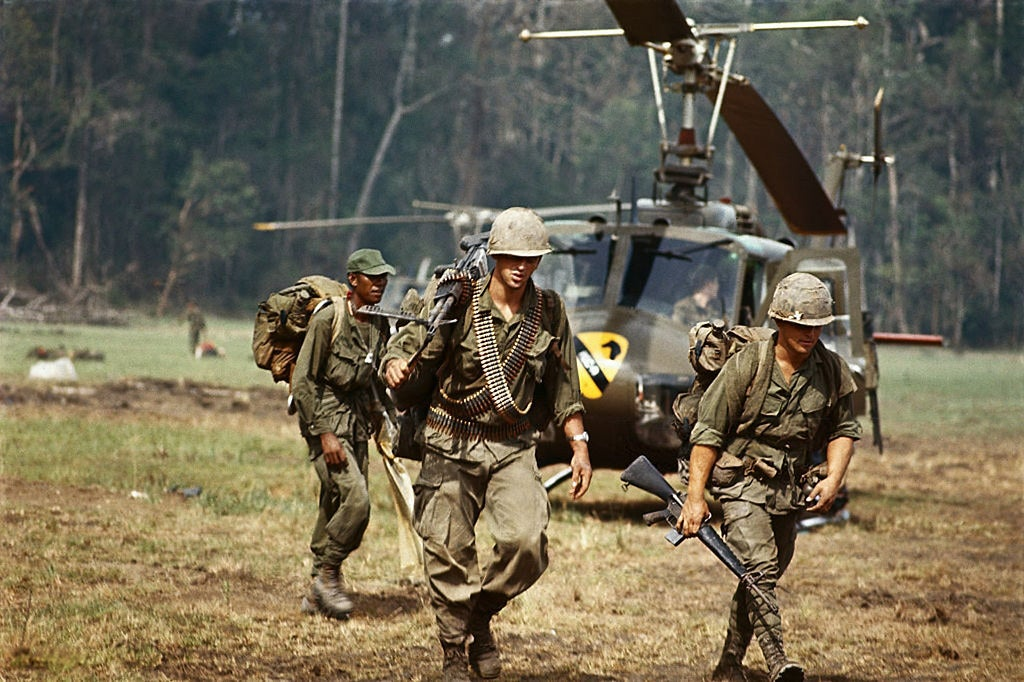 soldiers who were chosen in the vietnam draft