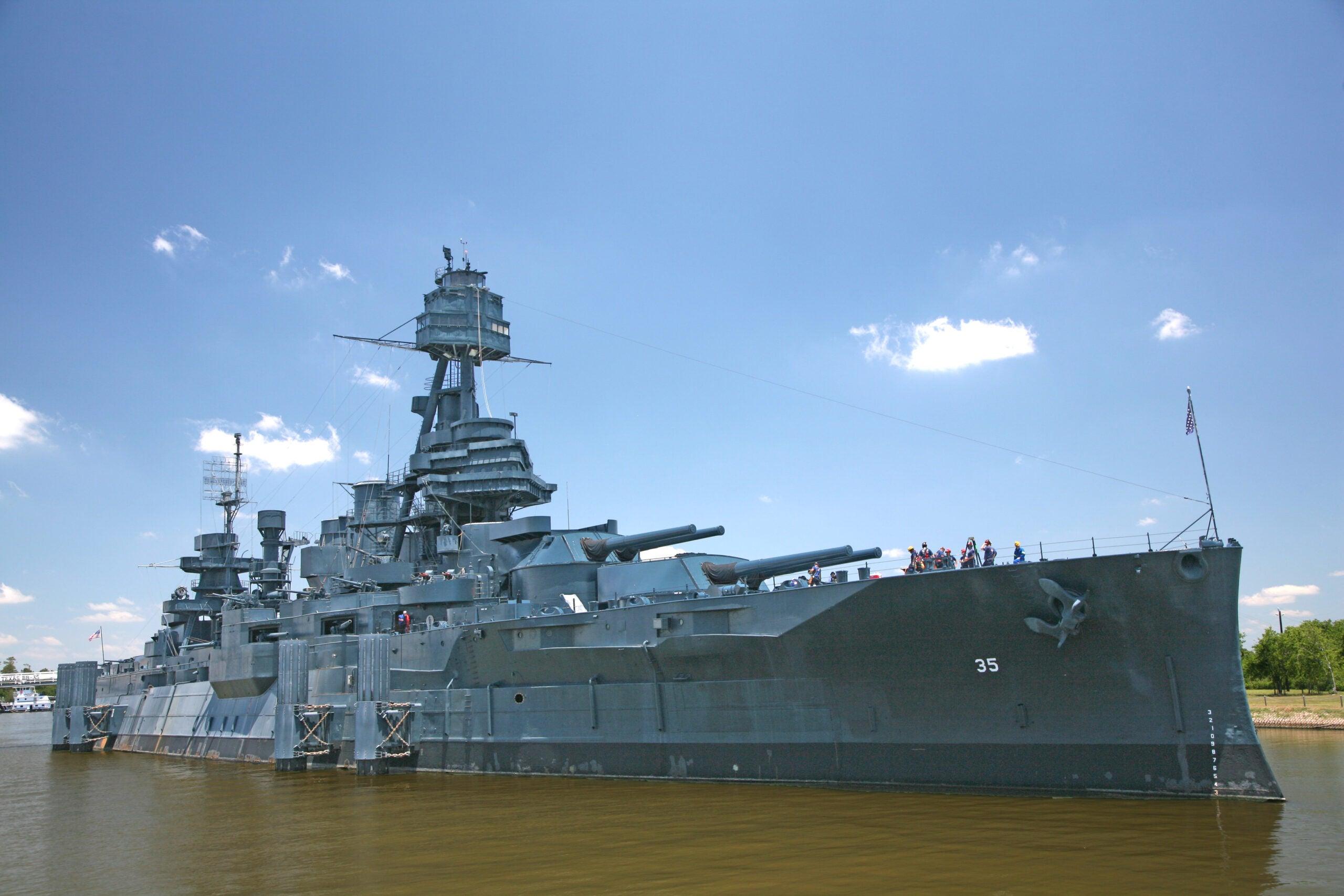 ugly battleship