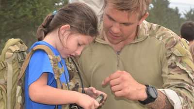4 gifts the military gives children