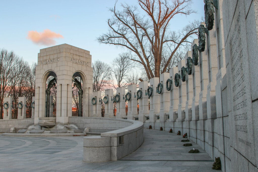 The WWII Memorial and the role of Gold Star families
