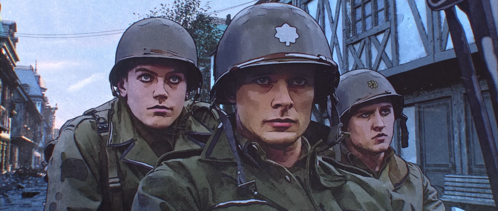 """The top 6 """"that guy in that thing"""" actors in military films"""