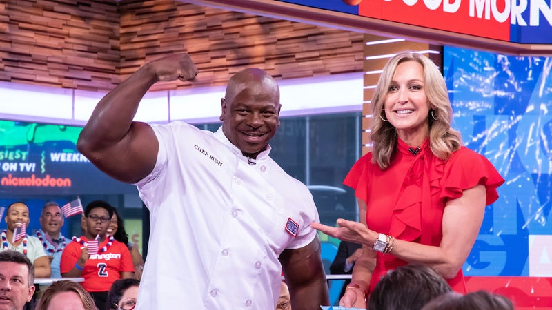 MIGHTY 25: Meet Chef Andre Rush, an Army veteran with a heart as big as his biceps