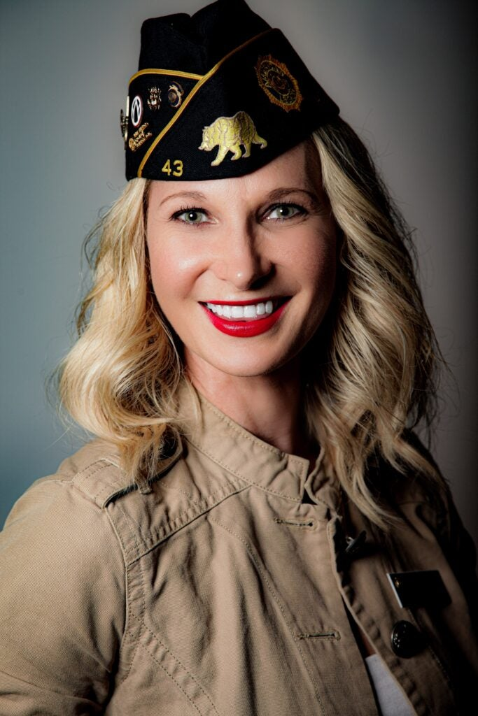 MIGHTY 25: Meet Ryan Manion, a Gold Star sister leading a legacy of purpose