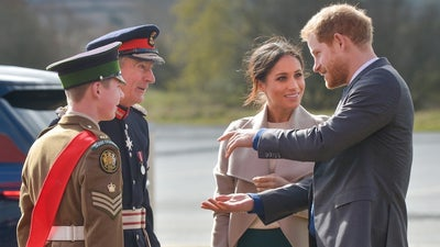 MIGHTY 25: From secret combat missions in Afghanistan to encouraging wounded warriors, meet Prince Harry, Duke of Sussex