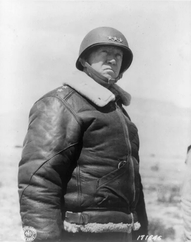 Gen. George Patton commanded Third Army