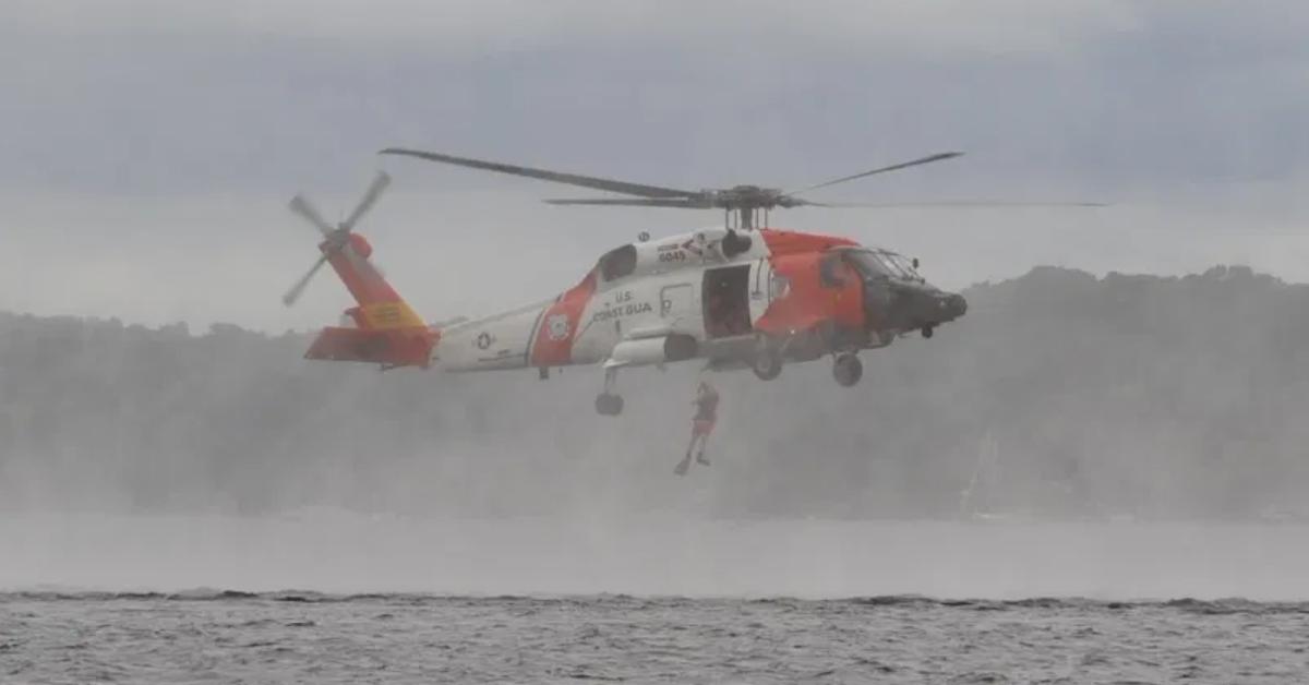 coast guard rescues