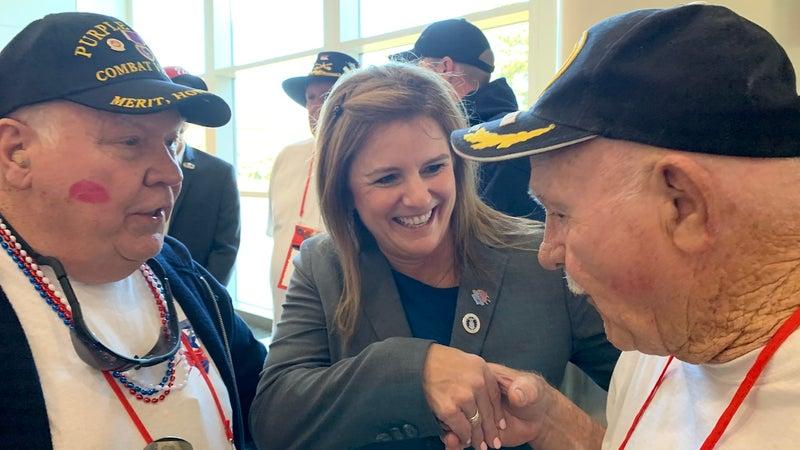 MIGHTY 25: Meet Pamela Powers, Air Force veteran and first female Deputy Secretary of the VA