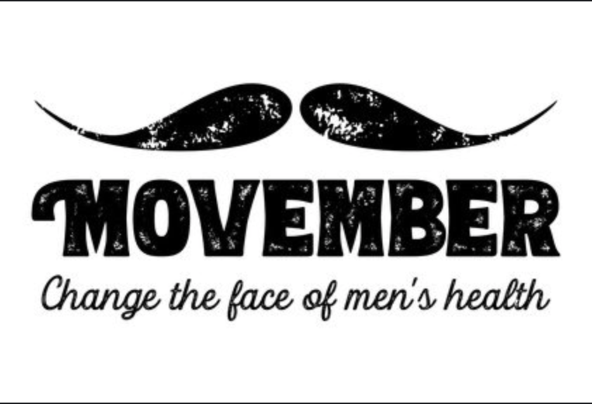 Time to shave that Movember 'stache … here's what it's really about