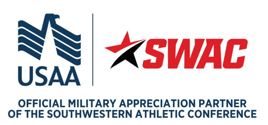 Southwestern Athletic Conference names USAA Official Military Appreciation Partner