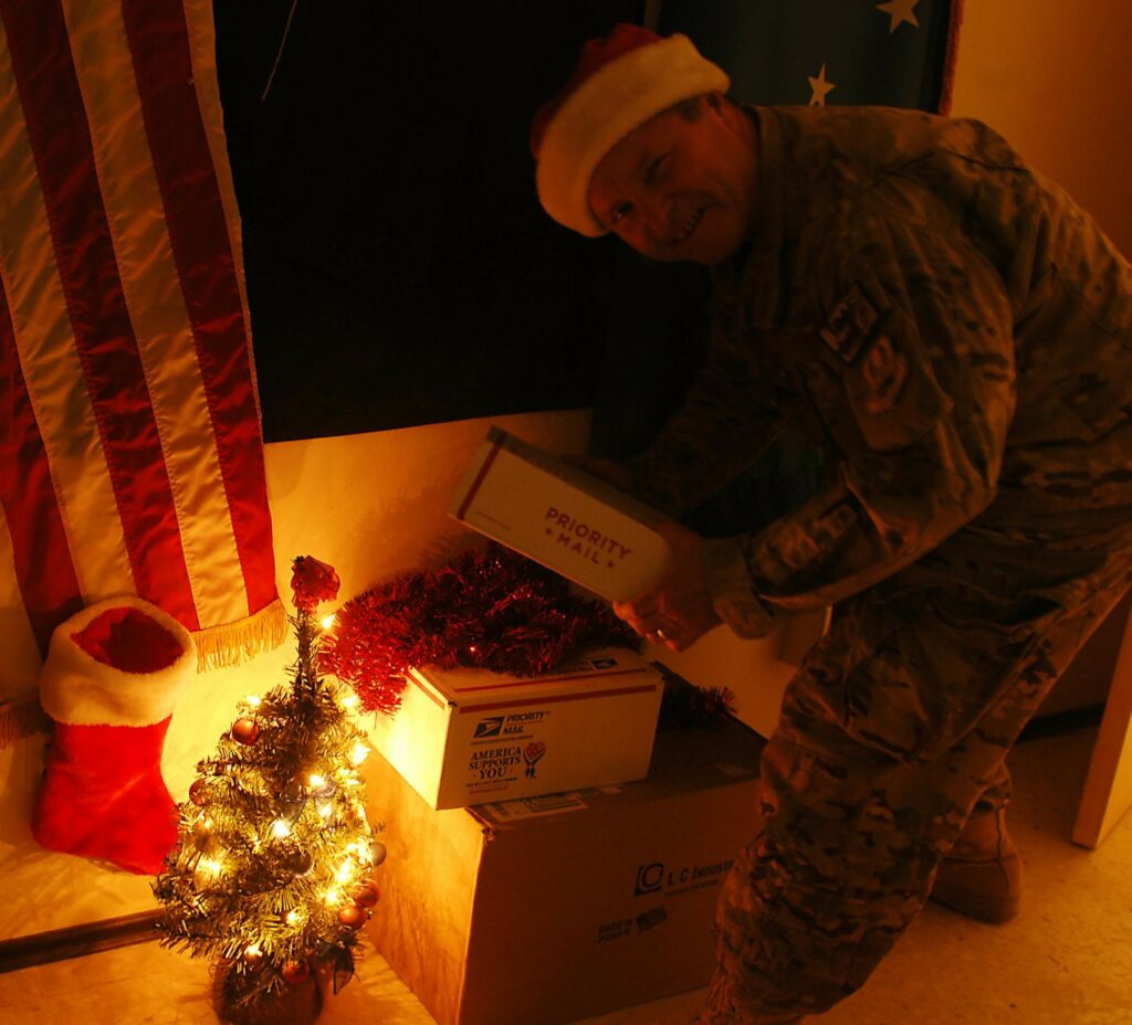 December Gift Ideas for Deployed Personnel