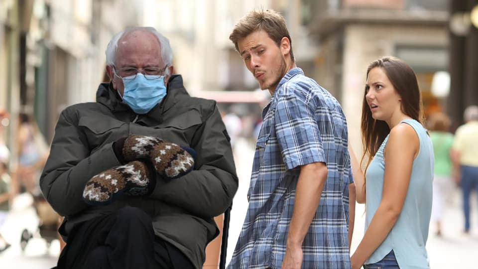 The 20 best Bernie Sanders Inauguration Day memes - We Are The Mighty