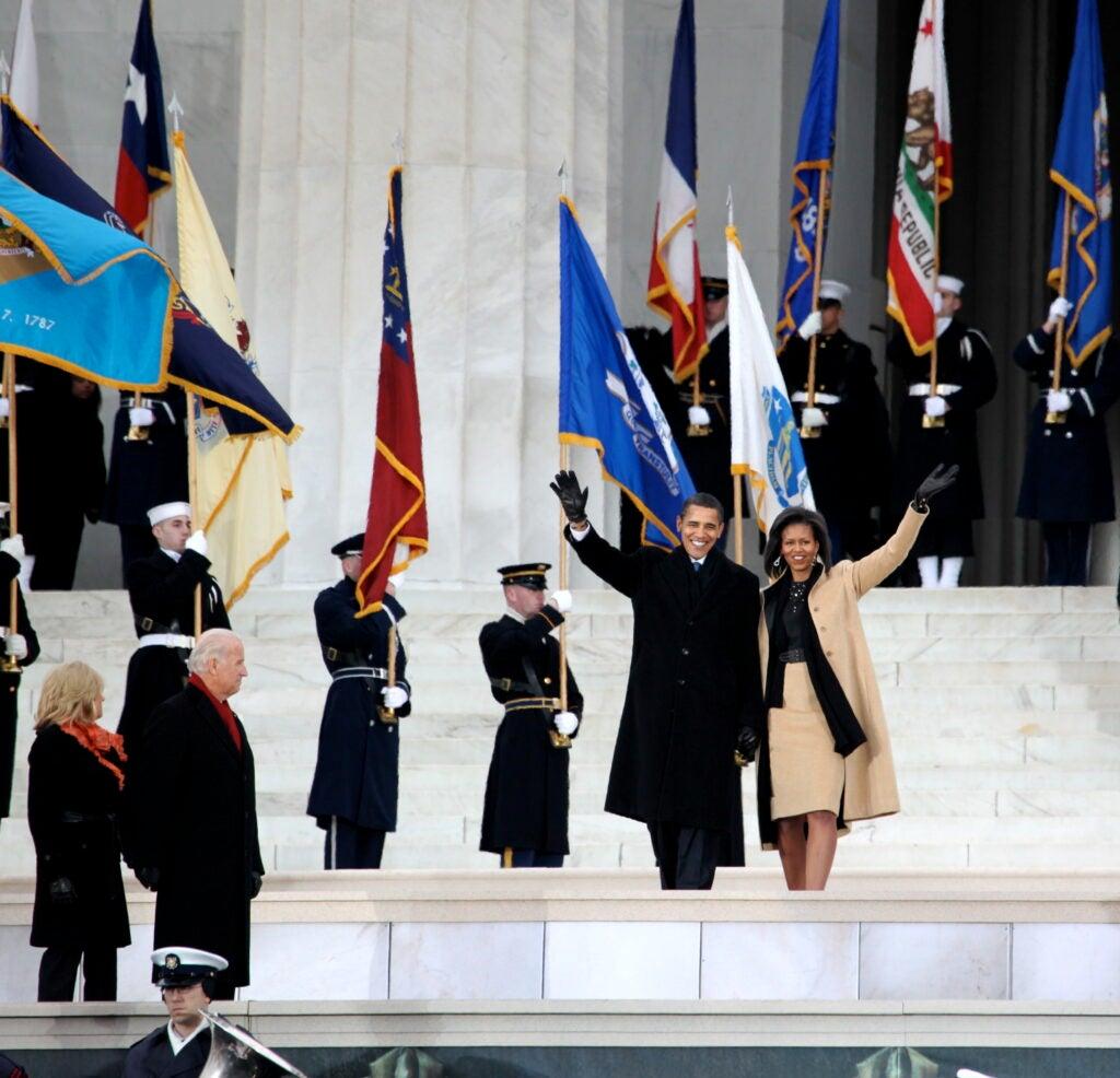 President Obama's Inauguration