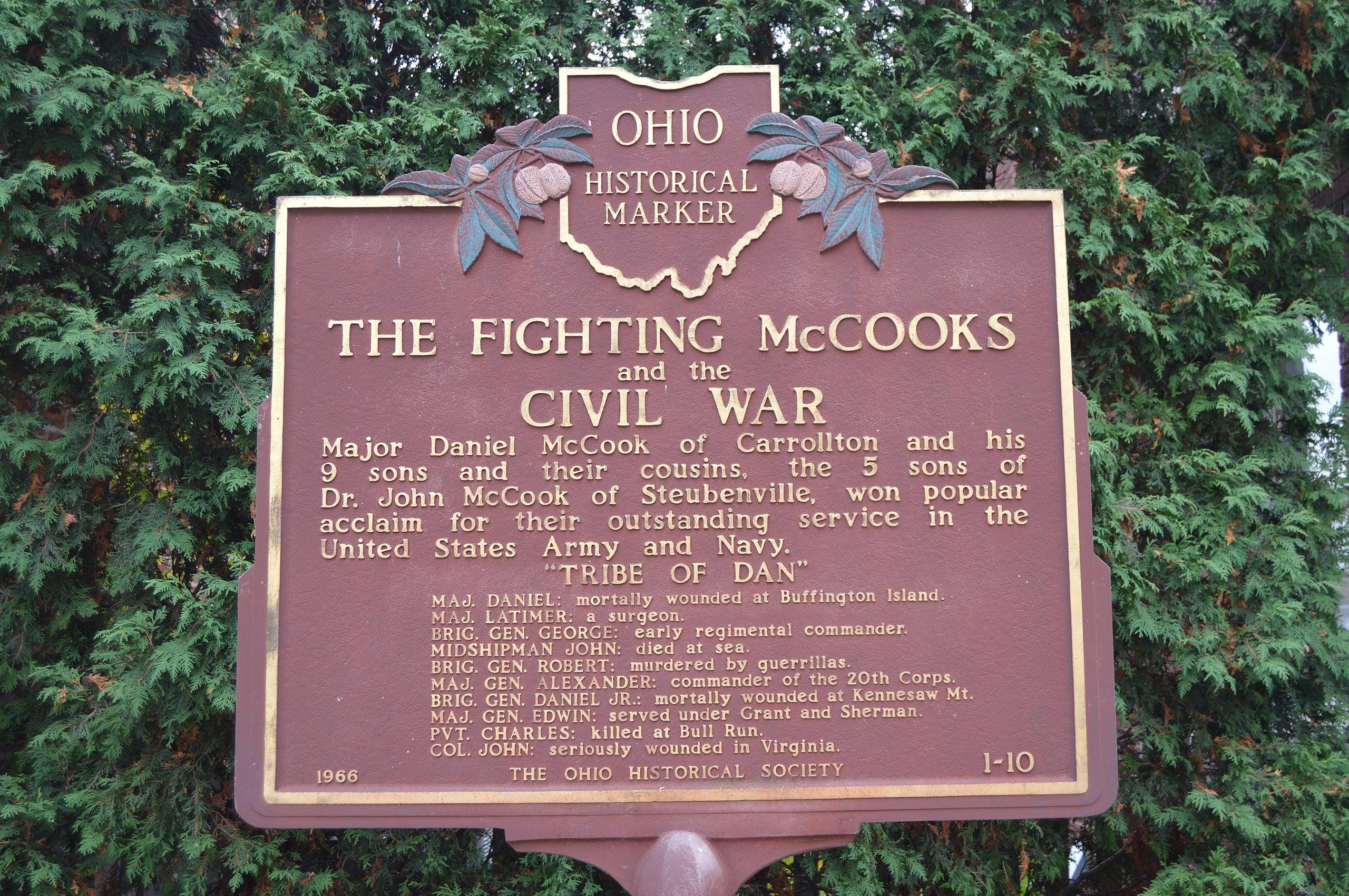 the mccooks
