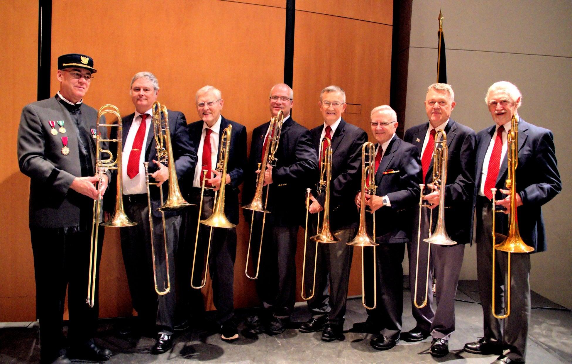 iowa military veterans band