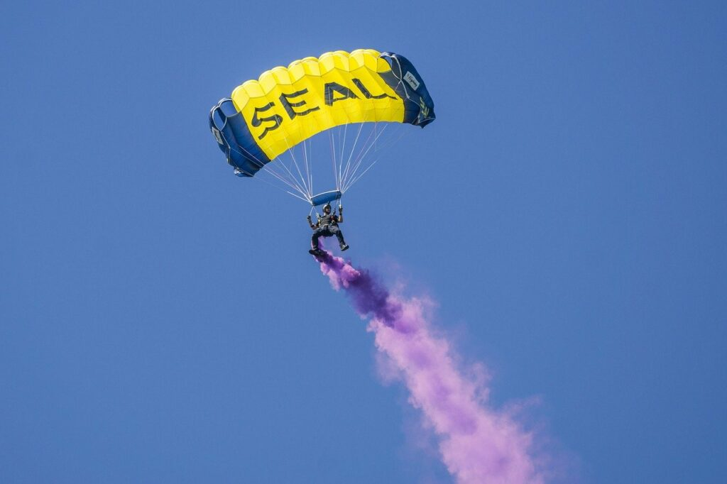 Navy Seal Paratrooper