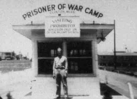 camp clinton POW camp