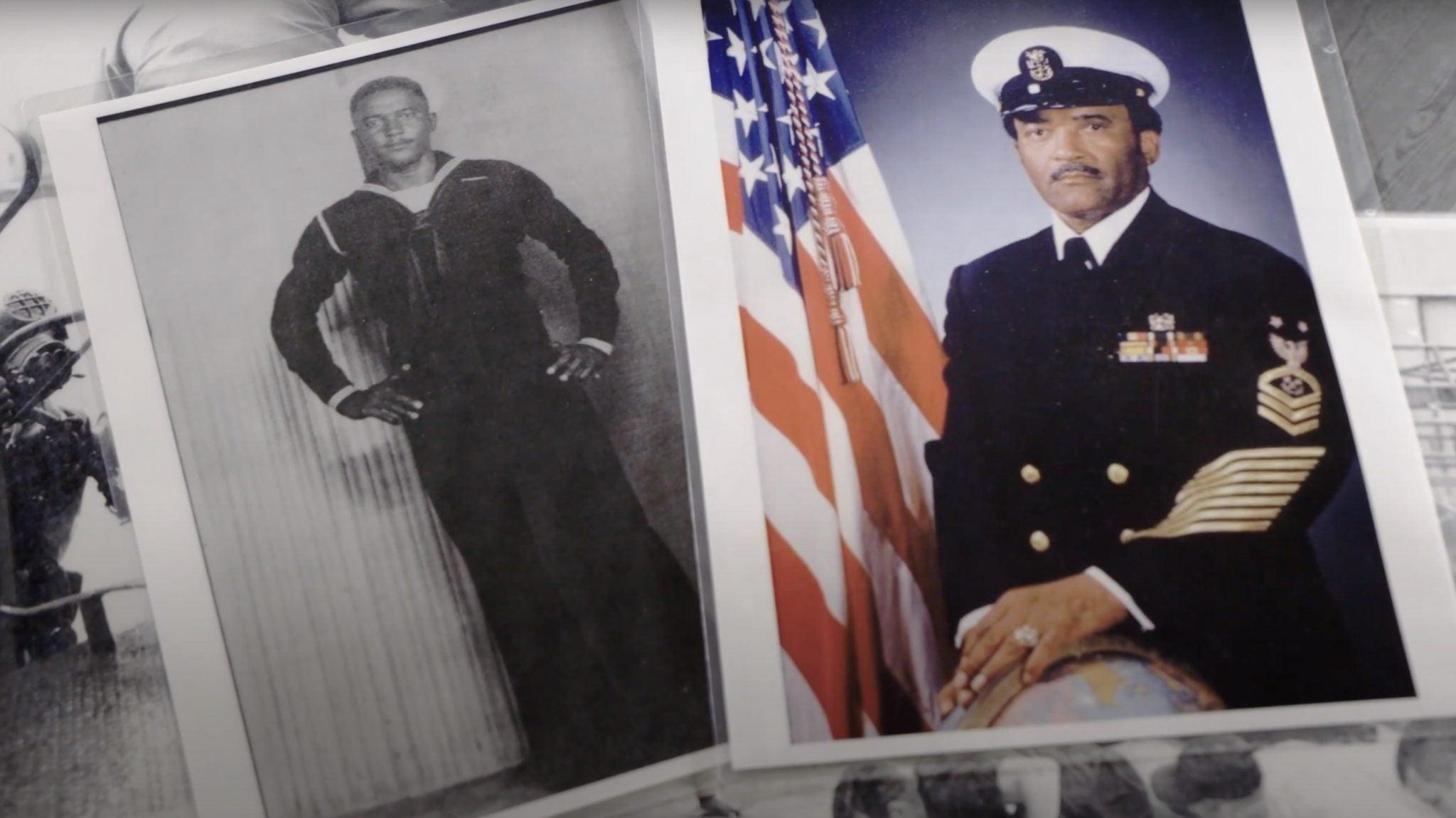 navy diver carl brashear