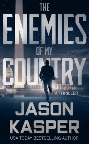 Enemies of My Country book cover, by Jason Kasper