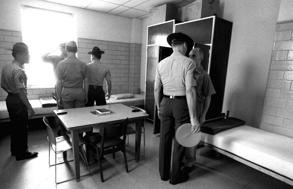 Marine room inspections