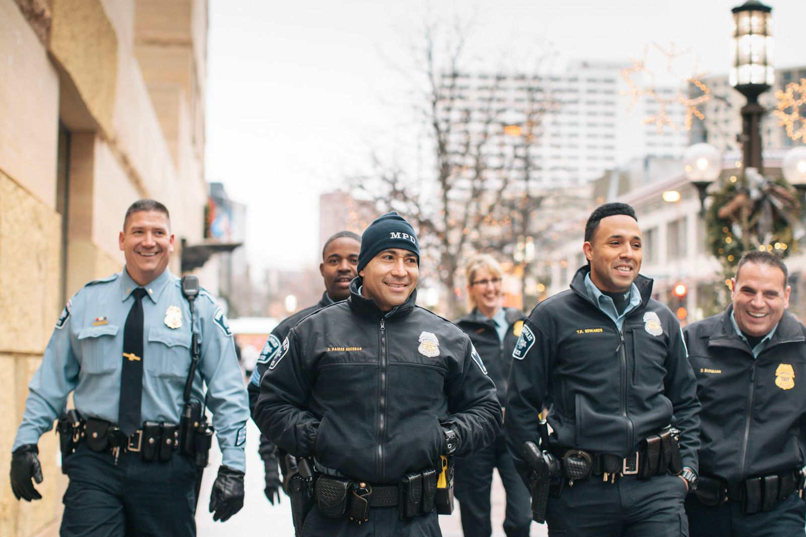 more police officers in minneapolis