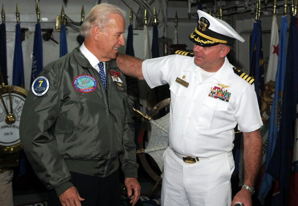 presidents in flight jacket