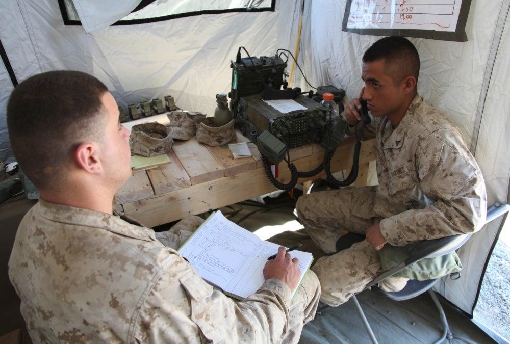 combat operations center