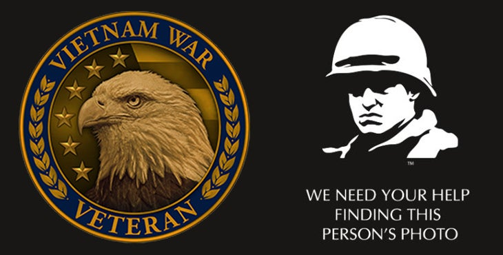 vietnam veteran wall of faces
