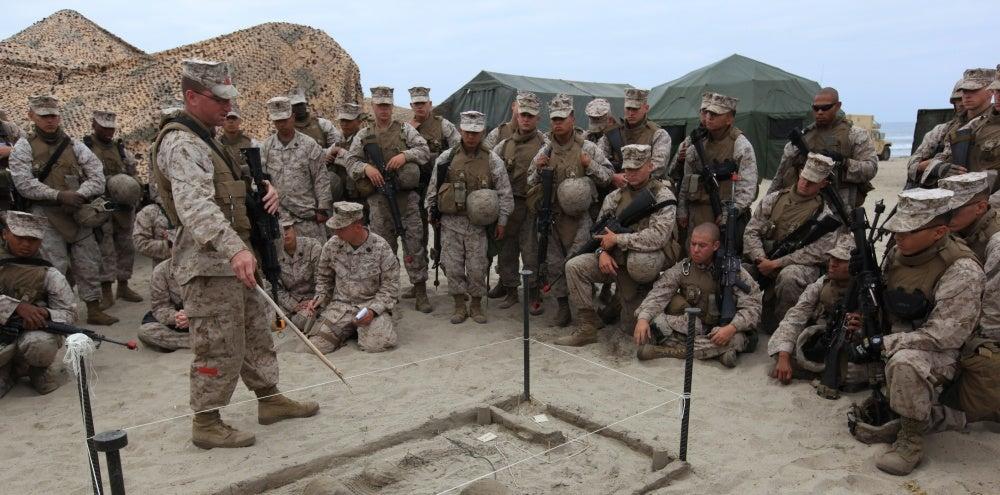combat operation center