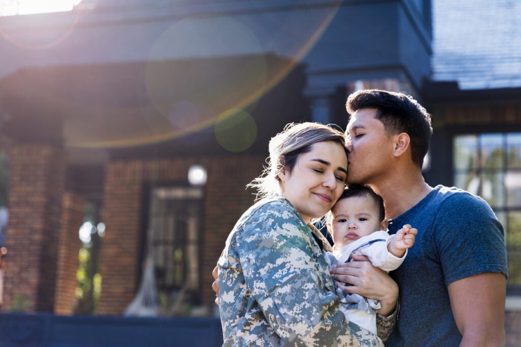 How COVID-19 has made military spouse employment easier