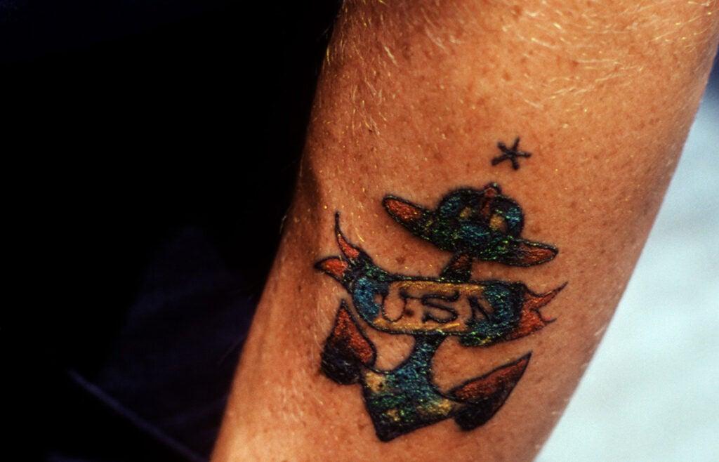 civilian tattoo