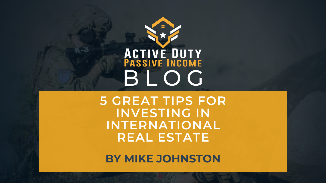 investing international real estate