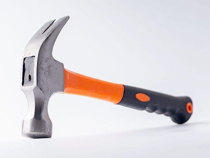 russian spy hammer