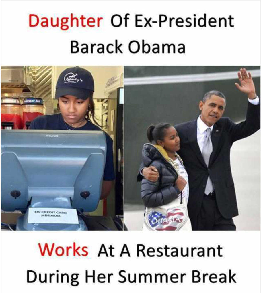 Our favorite memes about presidential kids