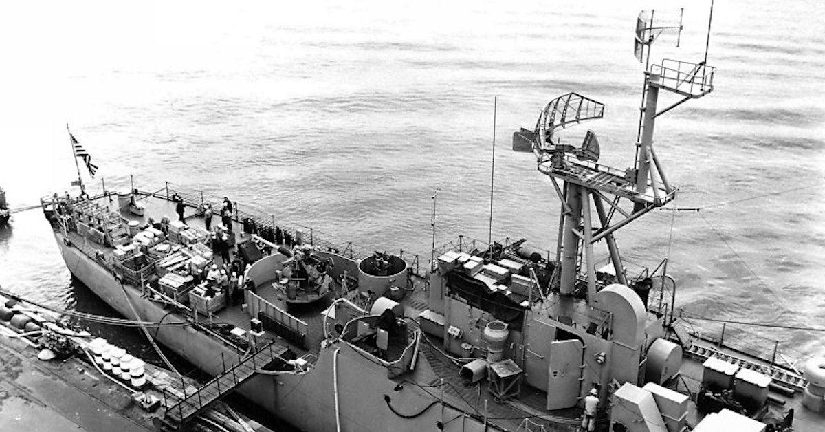 USS Joyce