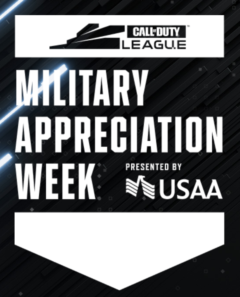 Call of Duty League™ and USAA announce first-ever military appreciation week