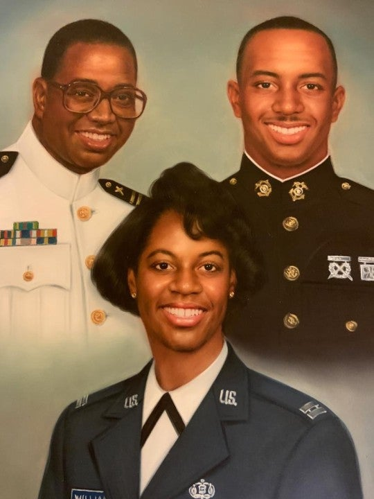 Easterseals CEO and Air Force veteran reflects on what service means to her