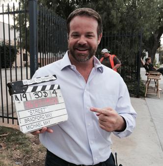 Marine turned producer, director and entrepreneur breaks down the movie biz