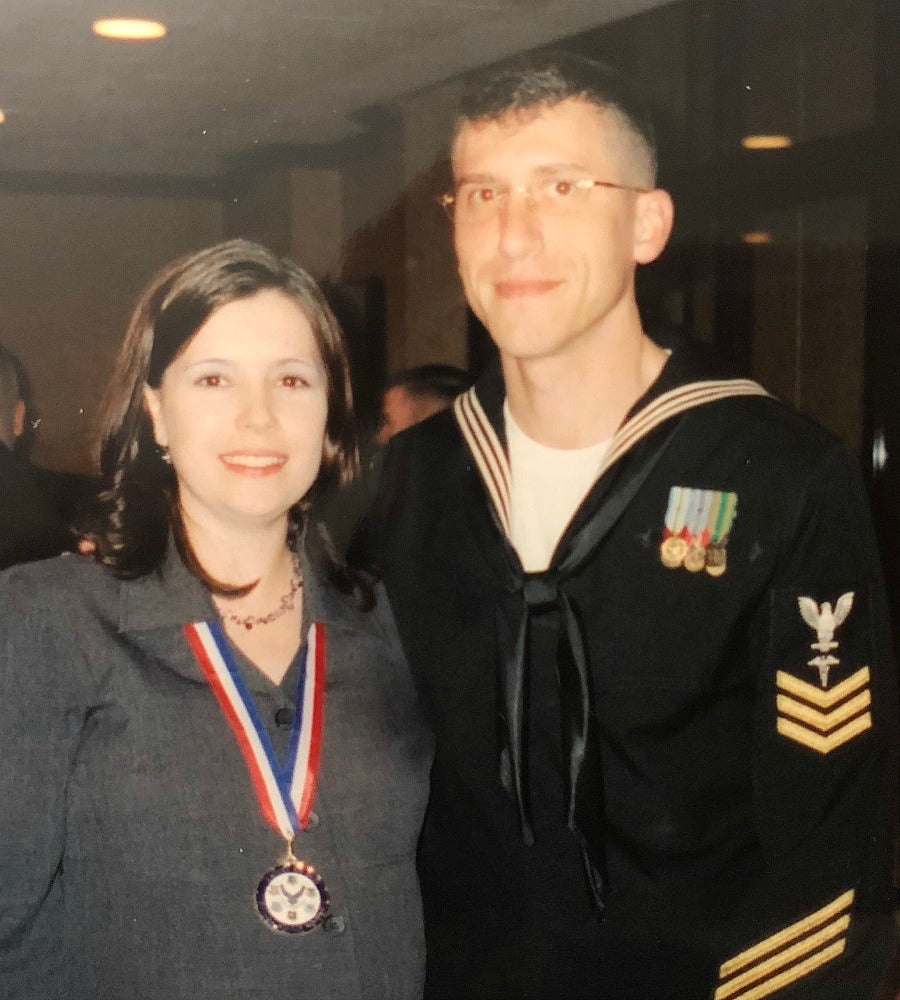 Military spouse-owned business recognizes 6th anniversary by supporting families of the fallen