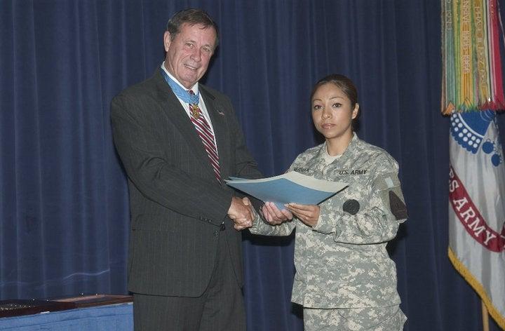 #VeteranOfTheDay Army Veteran Tom Willow