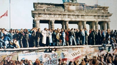 How the fall of the Berlin Wall affected techno music