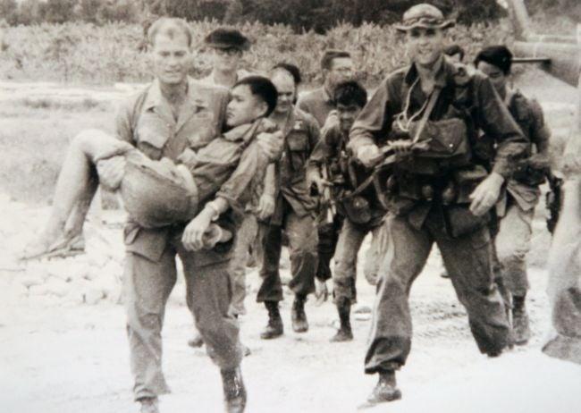 This historic film shows the Lone Survivor raid of World War II