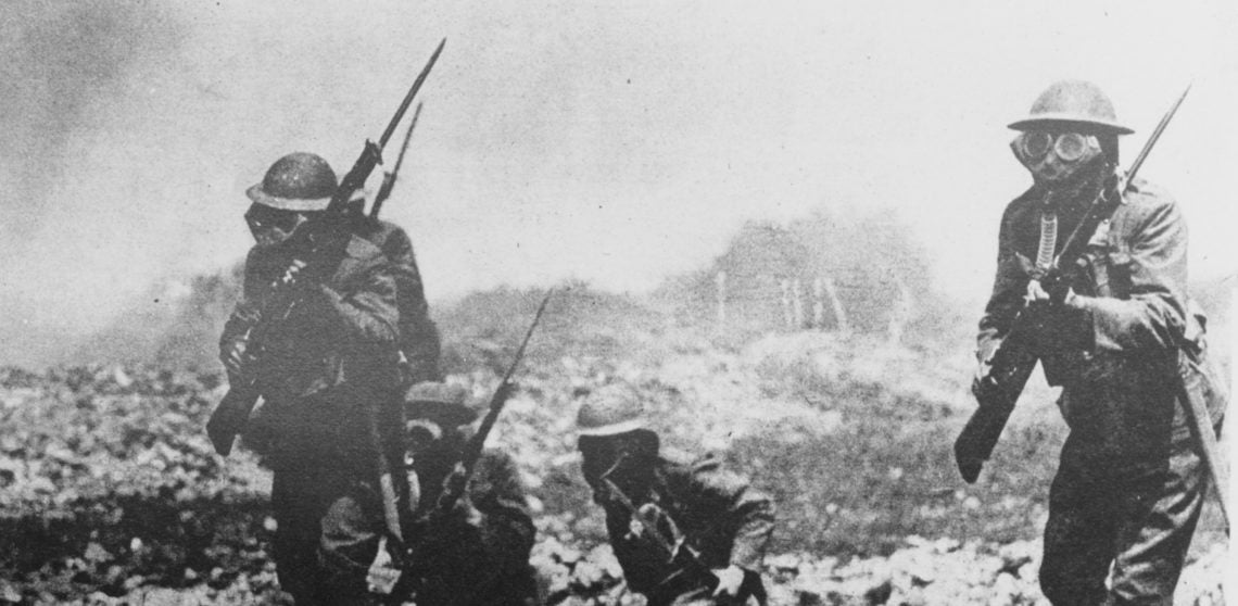 www.wearethemighty.com: The brutality of trench weapons in World War I