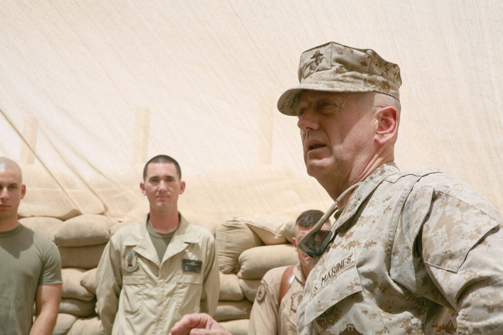 Hilarious Video Shows What Marines Stationed In 29 Palms Don't Say