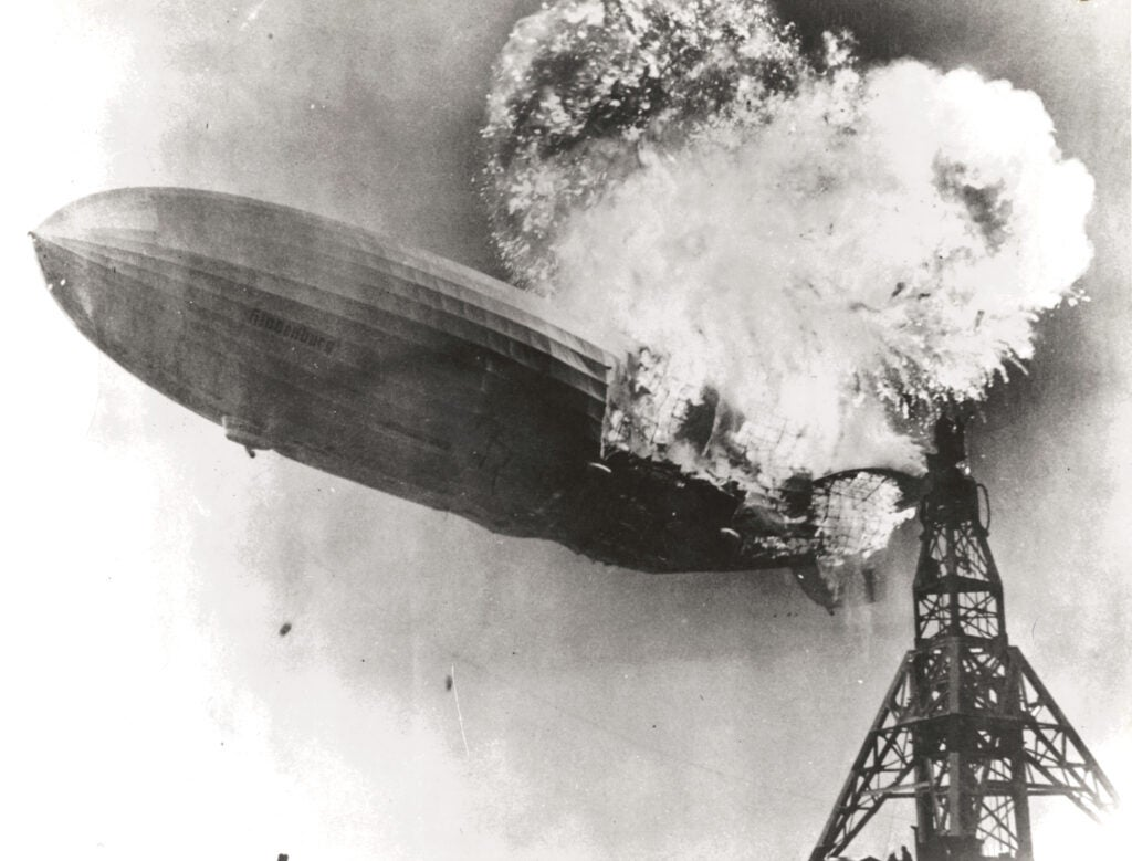 Why World War I zeppelins were harder to kill than you think