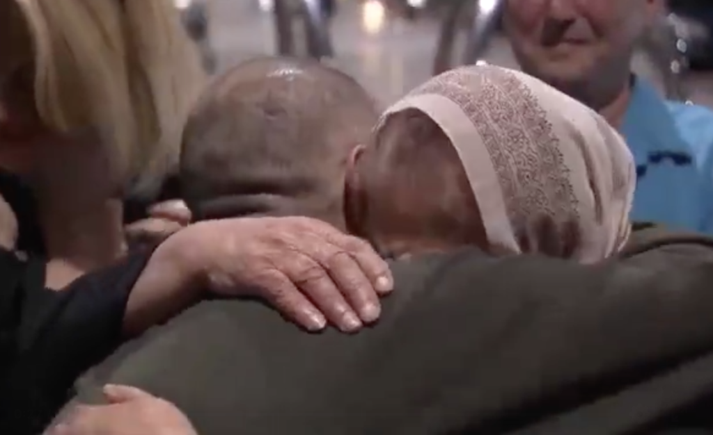 This Marine veteran was captured by terrorists, fought back and lived to come home