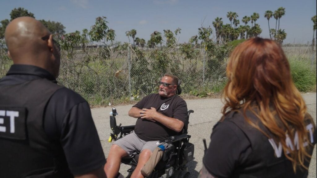 Meet VMET, the mental health initiative pairing up cops and social workers