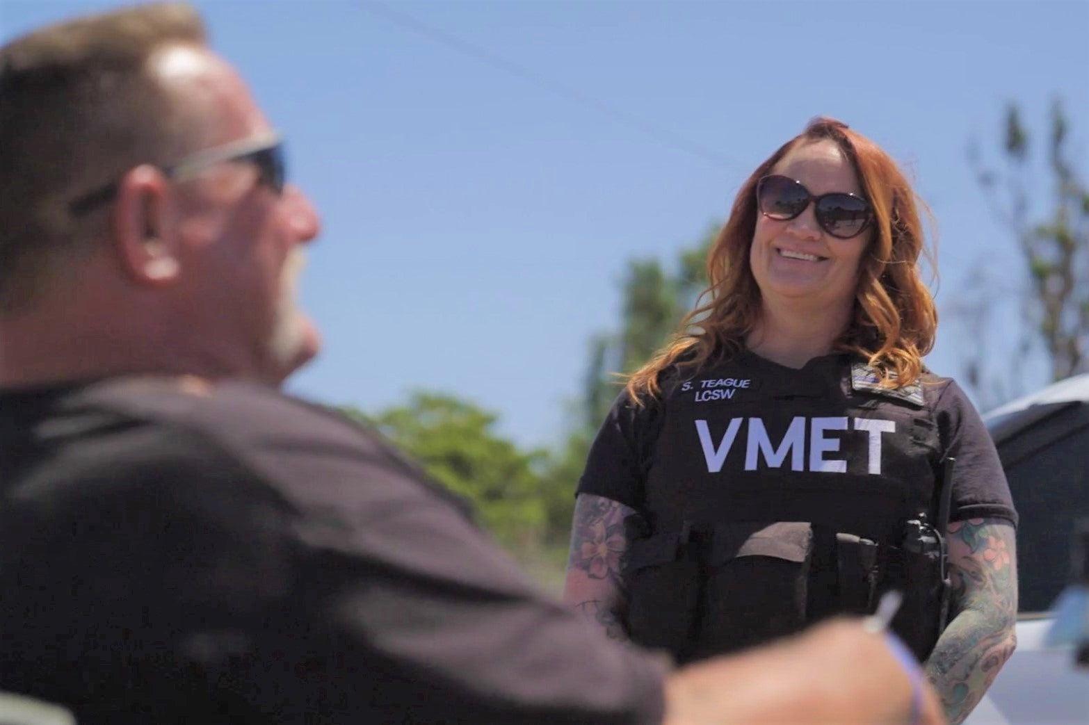 VMET health workers
