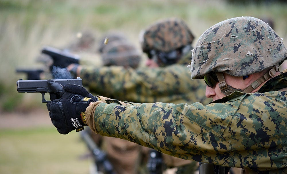 Despite adopting SIG sidearms, the Army awarded Glock a $15 million contract
